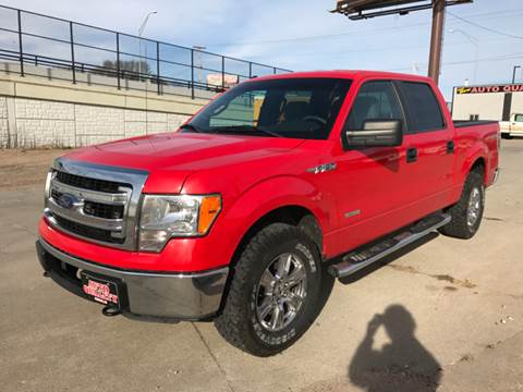 2013 Ford F-150 for sale at Auto Quality Sale & Svc in Columbus NE