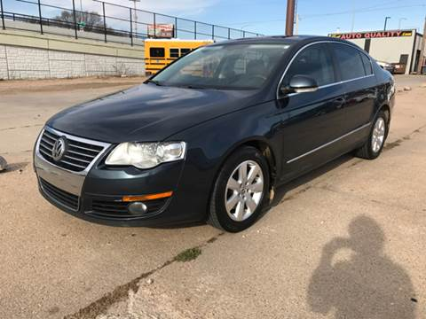 2007 Volkswagen Passat for sale at Auto Quality Sale & Svc in Columbus NE