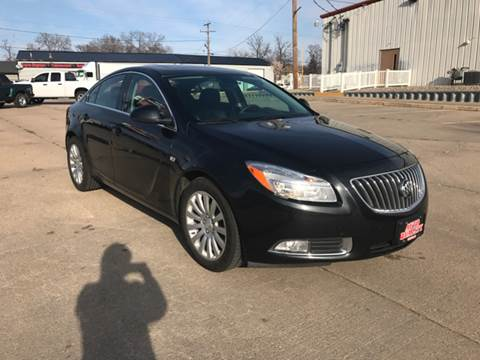 2011 Buick Regal for sale at Auto Quality Sale & Svc in Columbus NE