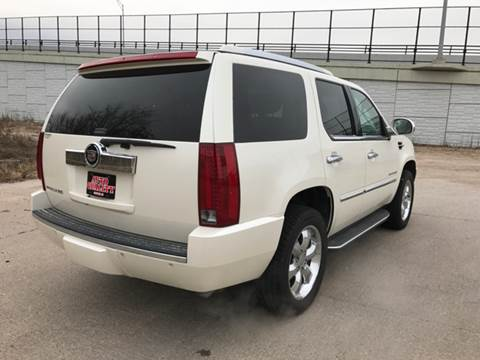 2007 Cadillac Escalade for sale at Auto Quality Sale & Svc in Columbus NE