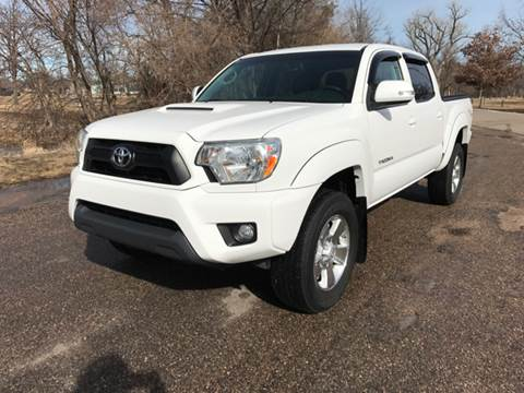 2012 Toyota Tacoma for sale at Auto Quality Sale & Svc in Columbus NE
