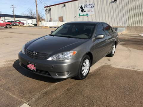 2005 Toyota Camry for sale at Auto Quality Sale & Svc in Columbus NE