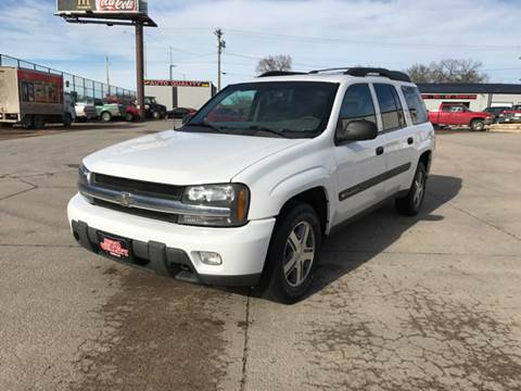 2004 Chevrolet TrailBlazer EXT for sale at Auto Quality Sale & Svc in Columbus NE