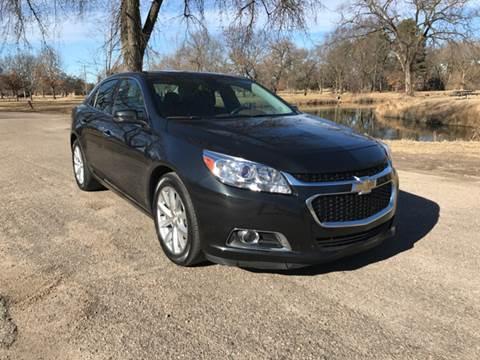 2015 Chevrolet Malibu for sale at Auto Quality Sale & Svc in Columbus NE