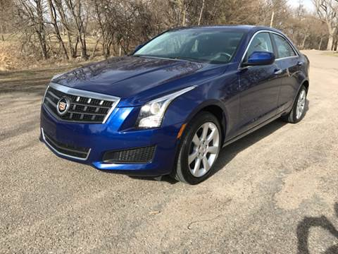 2014 Cadillac ATS for sale at Auto Quality Sale & Svc in Columbus NE