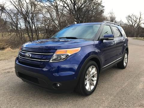 2015 Ford Explorer for sale at Auto Quality Sale & Svc in Columbus NE
