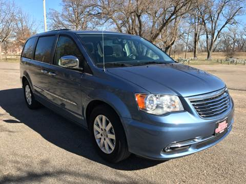 2012 Chrysler Town and Country for sale at Auto Quality Sale & Svc in Columbus NE