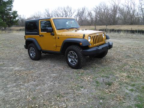 2014 Jeep Wrangler for sale at Auto Quality Sale & Svc in Columbus NE