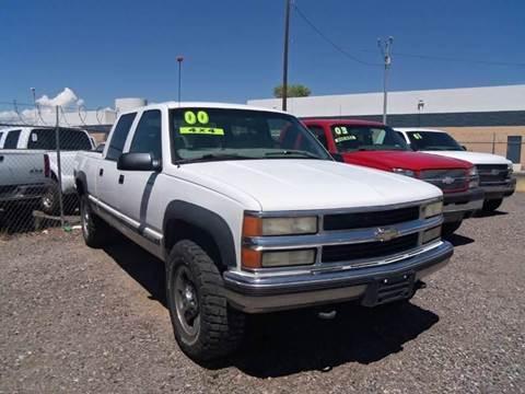 2000 Chevrolet C/K 2500 Series for sale at Advantage Motorsports Plus in Phoenix AZ