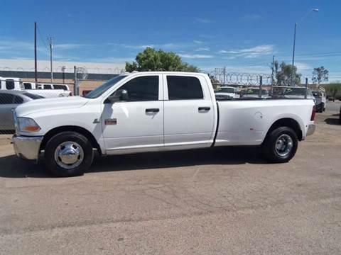 2011 RAM Ram Pickup 3500 for sale at Advantage Motorsports Plus in Phoenix AZ