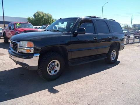 2004 GMC Yukon for sale at Advantage Motorsports Plus in Phoenix AZ