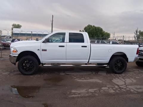 2012 RAM Ram Pickup 3500 for sale at Advantage Motorsports Plus in Phoenix AZ