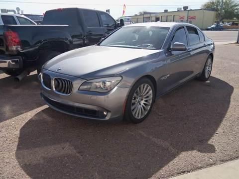 2009 BMW 7 Series for sale at Advantage Motorsports Plus in Phoenix AZ