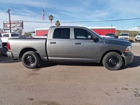 2011 RAM Ram Pickup 1500 for sale at Advantage Motorsports Plus in Phoenix AZ