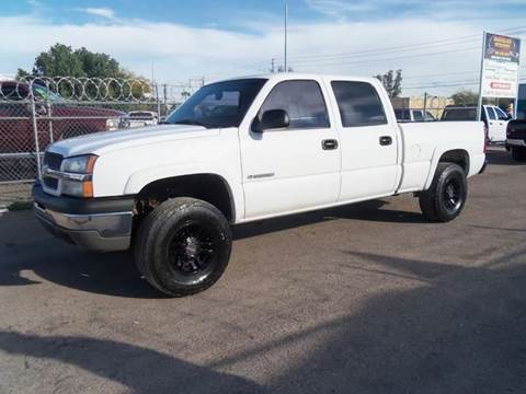 2003 Chevrolet Silverado 1500HD for sale at Advantage Motorsports Plus in Phoenix AZ