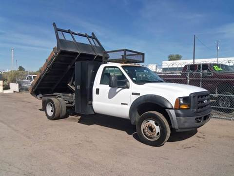 2006 Ford F-450 for sale at Advantage Motorsports Plus in Phoenix AZ