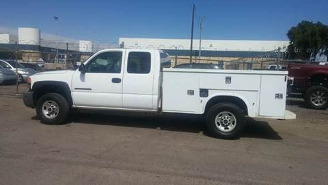 2007 GMC Sierra 2500HD Classic for sale at Advantage Motorsports Plus in Phoenix AZ