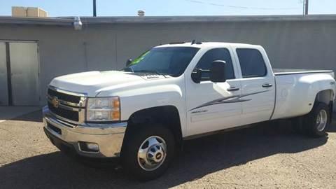 2011 Chevrolet Silverado 3500HD for sale at Advantage Motorsports Plus in Phoenix AZ