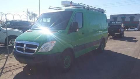 2008 Dodge Sprinter Cargo for sale at Advantage Motorsports Plus in Phoenix AZ