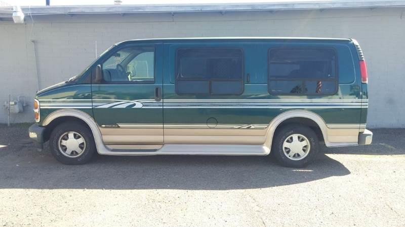 1999 Chevrolet Express Passenger for sale at Advantage Motorsports Plus in Phoenix AZ
