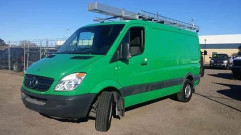 2010 Mercedes-Benz Sprinter Cargo for sale at Advantage Motorsports Plus in Phoenix AZ