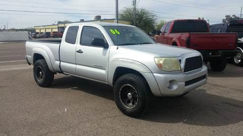 2006 Toyota Tacoma for sale at Advantage Motorsports Plus in Phoenix AZ