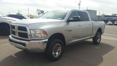 2012 RAM Ram Pickup 2500 for sale at Advantage Motorsports Plus in Phoenix AZ