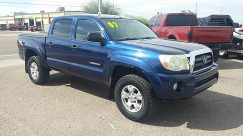 2007 Toyota Tacoma for sale at Advantage Motorsports Plus in Phoenix AZ