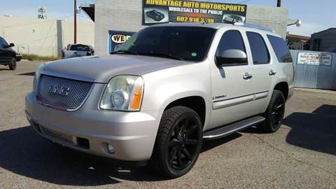 2007 GMC Yukon for sale at Advantage Motorsports Plus in Phoenix AZ