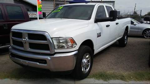 2014 RAM Ram Pickup 2500 for sale at Advantage Motorsports Plus in Phoenix AZ