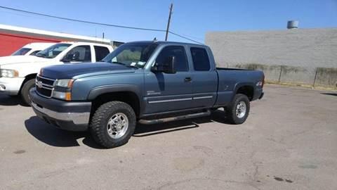 2007 Chevrolet Silverado 2500HD Classic for sale at Advantage Motorsports Plus in Phoenix AZ