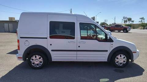 2012 Ford Transit Connect for sale at Advantage Motorsports Plus in Phoenix AZ