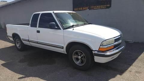 1998 Chevrolet S-10 for sale at Advantage Motorsports Plus in Phoenix AZ