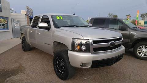 2007 Chevrolet Silverado 1500 for sale at Advantage Motorsports Plus in Phoenix AZ