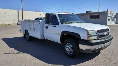 2004 Chevrolet Silverado 3500HD for sale at Advantage Motorsports Plus in Phoenix AZ