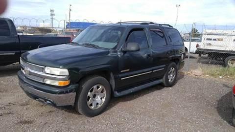 2002 Chevrolet Tahoe for sale at Advantage Motorsports Plus in Phoenix AZ