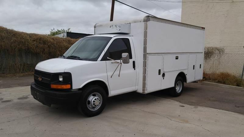 2003 Chevrolet express 3500 for sale at Advantage Motorsports Plus in Phoenix AZ