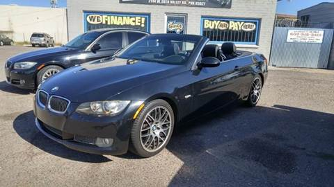 2008 BMW 3 Series for sale at Advantage Motorsports Plus in Phoenix AZ