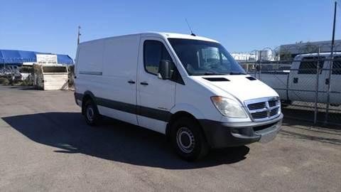 2007 Dodge Sprinter Cargo for sale at Advantage Motorsports Plus in Phoenix AZ