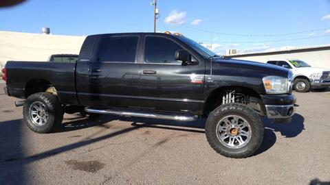 2007 Dodge Ram Pickup 2500 for sale at Advantage Motorsports Plus in Phoenix AZ
