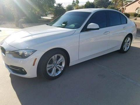 2016 BMW 3 Series for sale at Advantage Motorsports Plus in Phoenix AZ