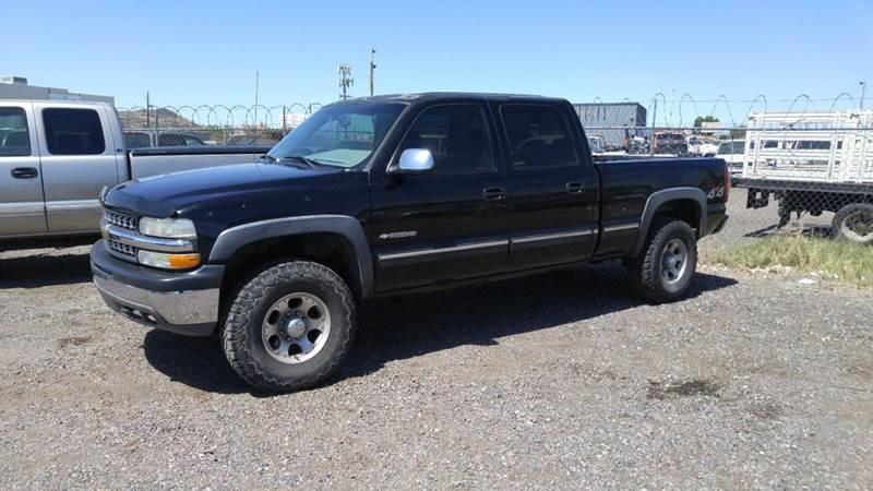 2002 Chevrolet Silverado 1500HD for sale at Advantage Motorsports Plus in Phoenix AZ