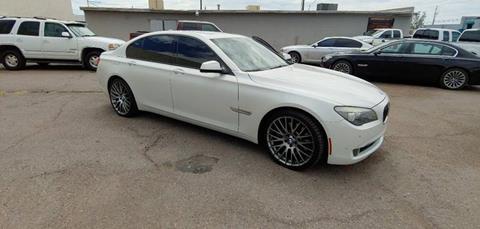 2010 BMW 7 Series for sale at Advantage Motorsports Plus in Phoenix AZ