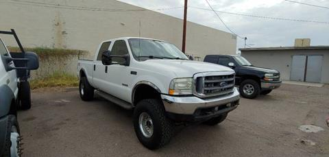 2004 Ford F-350 Super Duty for sale at Advantage Motorsports Plus in Phoenix AZ