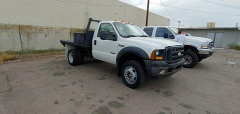 2006 Ford F-450 Super Duty for sale at Advantage Motorsports Plus in Phoenix AZ