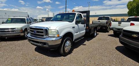 2004 Ford F-450 Super Duty for sale at Advantage Motorsports Plus in Phoenix AZ
