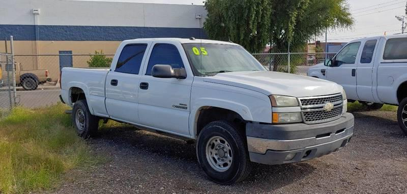 2005 Chevrolet Silverado 2500hd Crew Cab >> 2005 Chevrolet Silverado 2500hd 4dr Crew Cab Lt 4wd Sb In