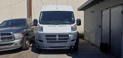 2016 RAM ProMaster Cargo for sale at Advantage Motorsports Plus in Phoenix AZ