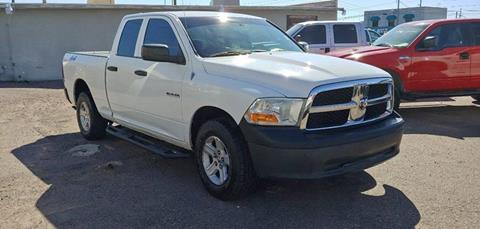 2010 Dodge Ram Pickup 1500 for sale at Advantage Motorsports Plus in Phoenix AZ