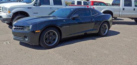 2012 Chevrolet Camaro for sale at Advantage Motorsports Plus in Phoenix AZ